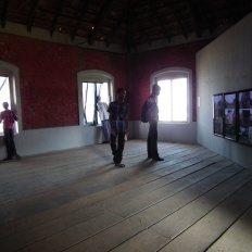 CAMP, Destuffing Matrix, Exhibition Space / Kochi-Muziris Biennale; 2012