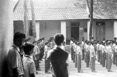 Standouts at a rural school in Birur